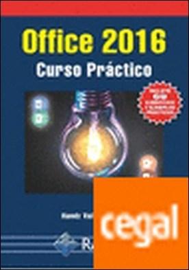 Office 2016. Curso práctico por Valentin, Handz PDF