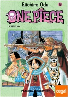 One Piece nº 19 . La rebelión