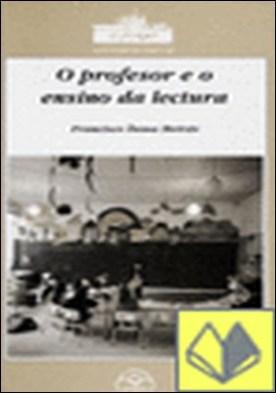 O profesor e o ensino da lectura