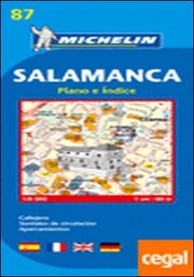 Plano Salamanca . Edicion 2007