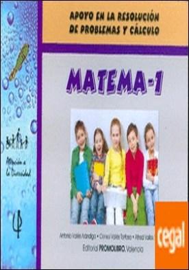 Matema-1 . apoyo en la resolución de problemas y cálculo
