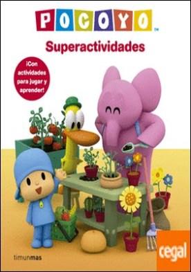 Pocoyó Superactividades