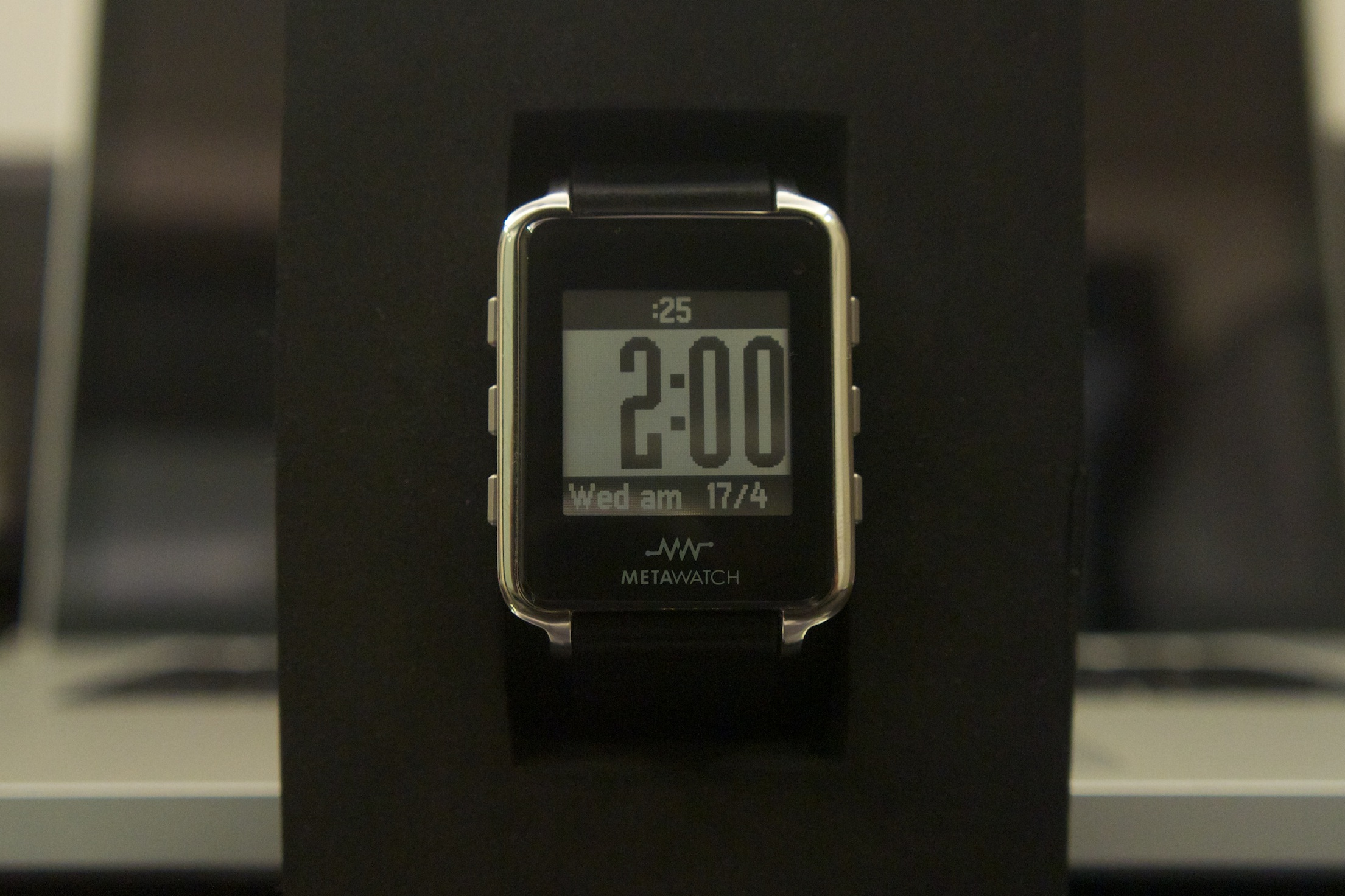 MetaWatch Watchface 1