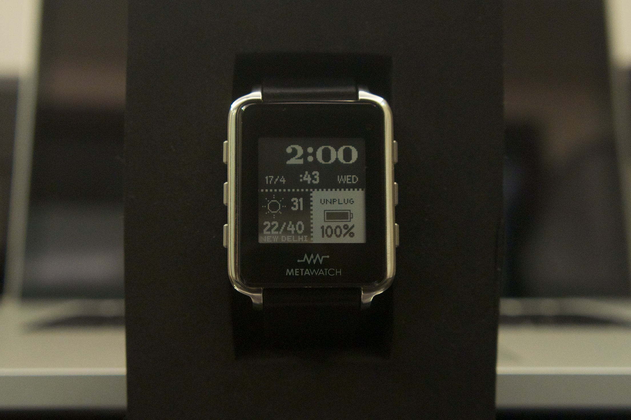 MetaWatch Watchface 4