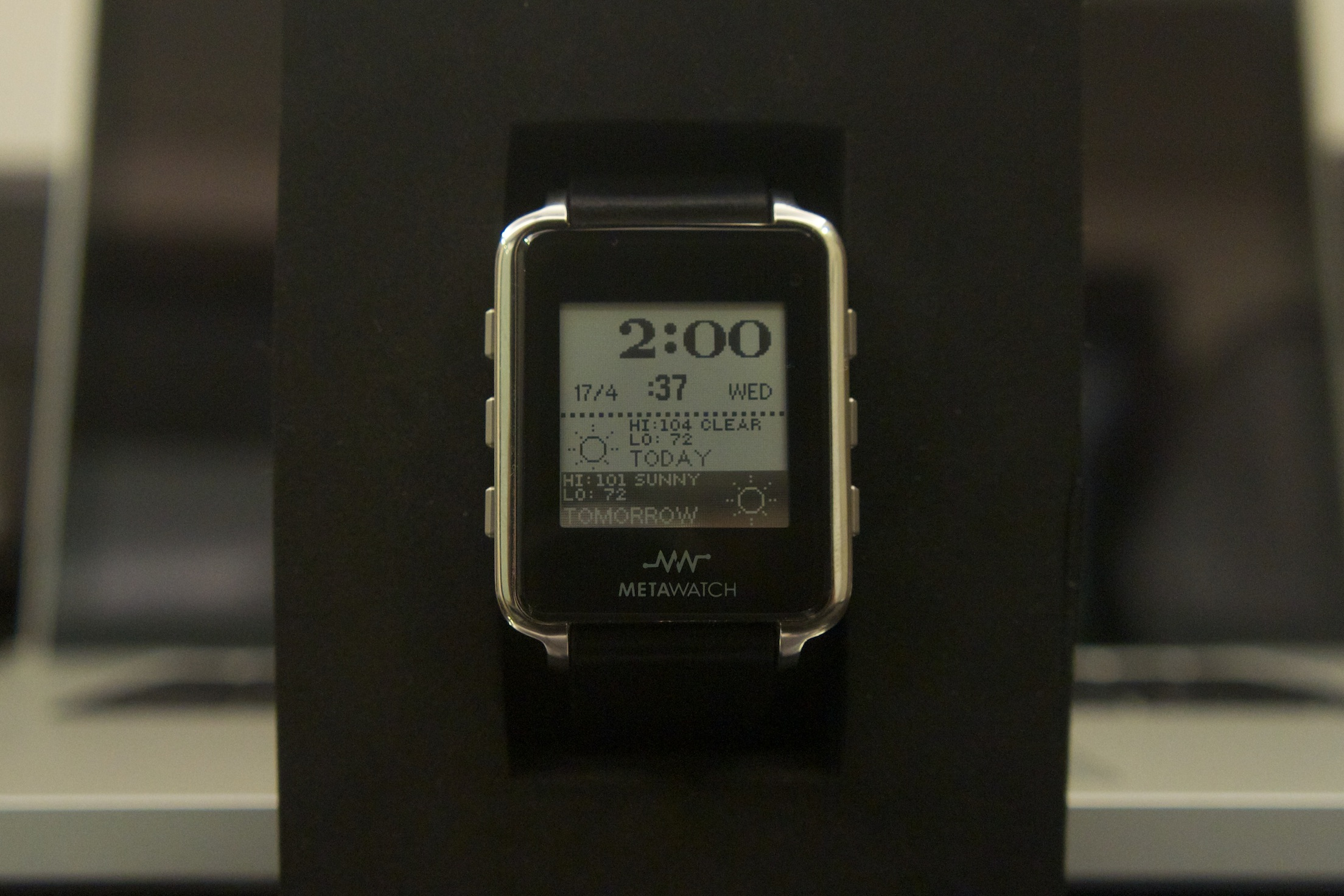 MetaWatch Watchface 3