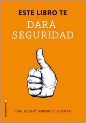 Este libro te dará seguridad
