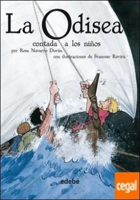 LA ODISEA CONTADA A LOS NIÑOS (versión en rústica)