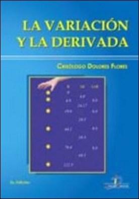 La variación y la derivada