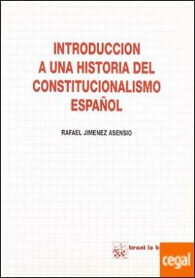Introducción a una Historia del Constitucionalismo Español
