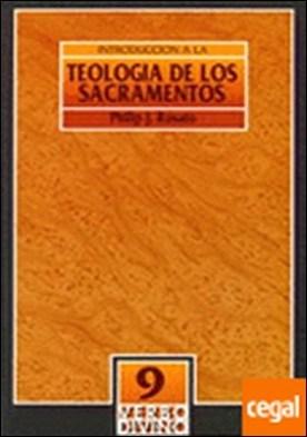Introducción a la teología de los sacramentos
