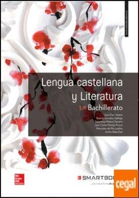 LA+SB LENGUA CASTELLANA Y LITERATURA 1 BACHILLERATO. CATALU|A.