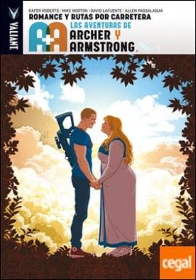 Las aventuras de Archer y Armstrong, Vol. 2