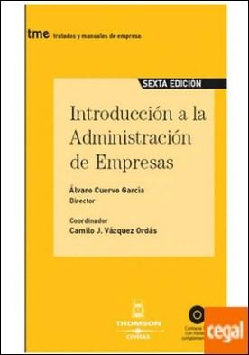 Introducción a la administración de empresas . Incluye CD