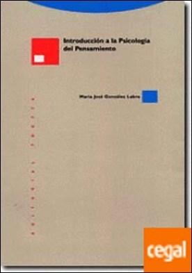 Introducción a la Psicología del Pensamiento por González Labra, María José PDF
