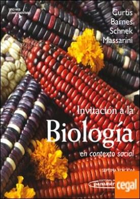 Invitación a la Biología . en contexto social