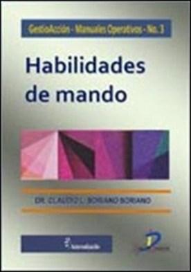 Habilidades de Mando por Claudio Soriano Soriano PDF