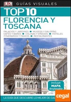 Guía Visual Top 10 Florencia . La guía que descubre lo mejor de cada ciudad