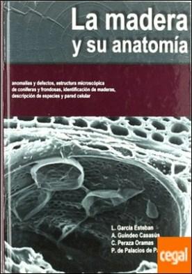 La madera y su anatomía: anomalías y defectos