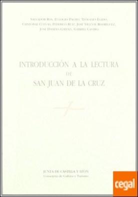 Introducción a la lectura de San Juan de la Cruz