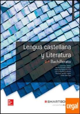 LA+SB LENGUA CASTELLANA Y LITERATURA 2 BACHILLERATO. CATALU|A.