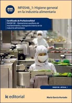 Higiene general en la industria alimentaria