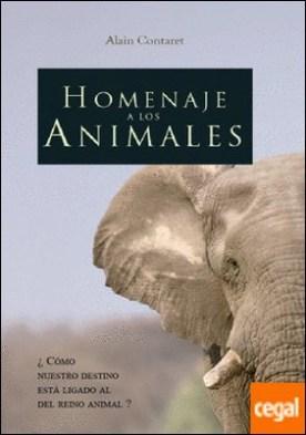 Homenaje a los animales