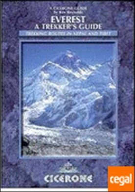 EVEREST A TREKKERS GUIDE **CICERONE**