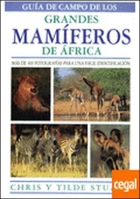 Grandes mamiferos de África . F.g.larger mammals a
