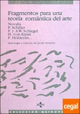 Fragmentos para una teoría romántica del arte