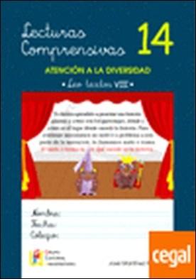 Lecturas comprensivas, 14 . Atencion a la diversidad