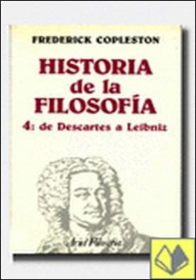 Historia de la filosofía, IV. De Descartes a Leibniz