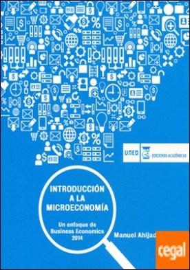 Introducción a la microeconomía . Un enfoque de business economics