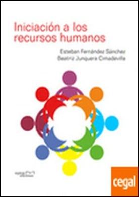 Iniciación a los recursos humanos