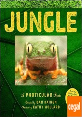 Jungle - A Photicular Book (Octubre 2016)