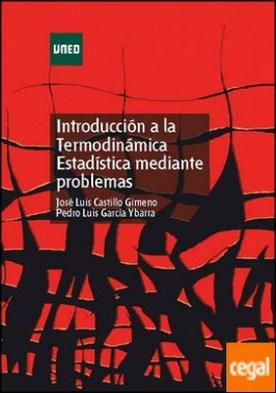 Introducción a la termodinámica estadística mediante problemas
