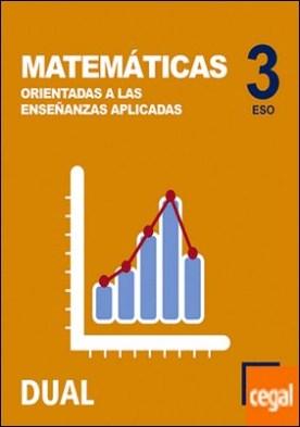 Inicia Matemáticas Orientadas a las Enseñanzas Aplicadas 3.º ESO. Libro del alumno