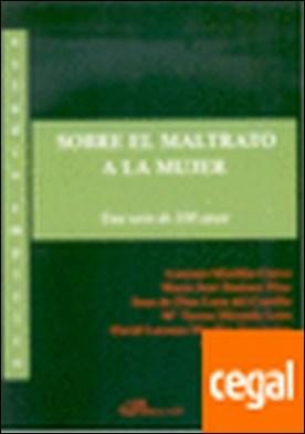 Estudio empírico sobre el maltrato a la mujer . una serie de 338 casos