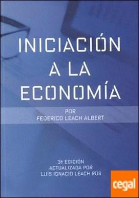 Iniciación a la economía, tercera edición