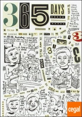Julie Doucet - 365 days - A diary