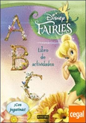 Fairies. A, B, C. Libro de actividades . ¡Con pegatinas!