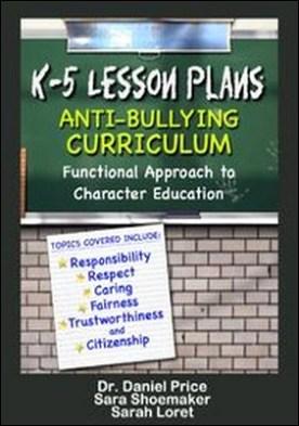 K-5 Lesson Plans. Anti-bullying Curriculum