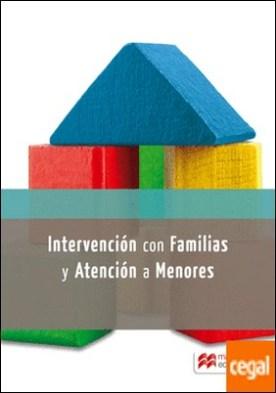 Interv con Familias y Atencion a Menores