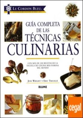 Gu¡a completa técnicas culinarias por Wrigth, Jeni