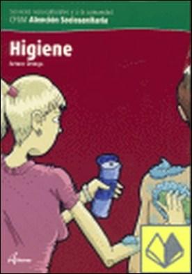 Higiene, ciclo formativo de grado medio de atención sociosanitaria . SERVICIOS SOCIOCULTURALES Y A LA COMUNIDAD