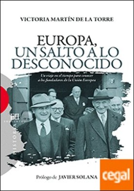 Europa, un salto a lo desconocido por Martin De La Torre