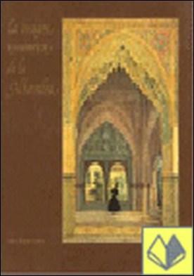 Imagen romántica de la Alhambra, la