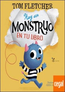 Hay un monstruo en tu libro