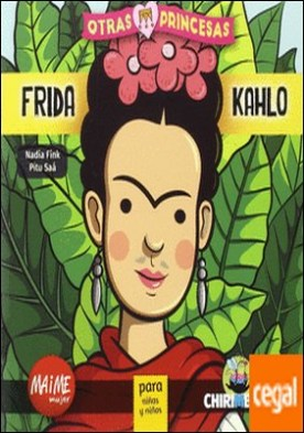 Frida Kahlo para niñas y niños por Fink, Nadia
