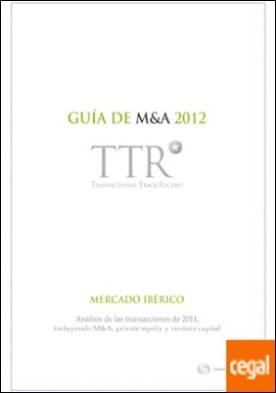 Guía de M A - Mercado Ibérico 2012
