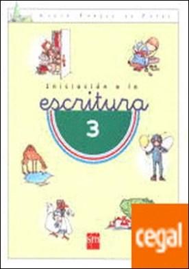 Iniciación a la escritura 3 y 4. Nuevo parque de papel